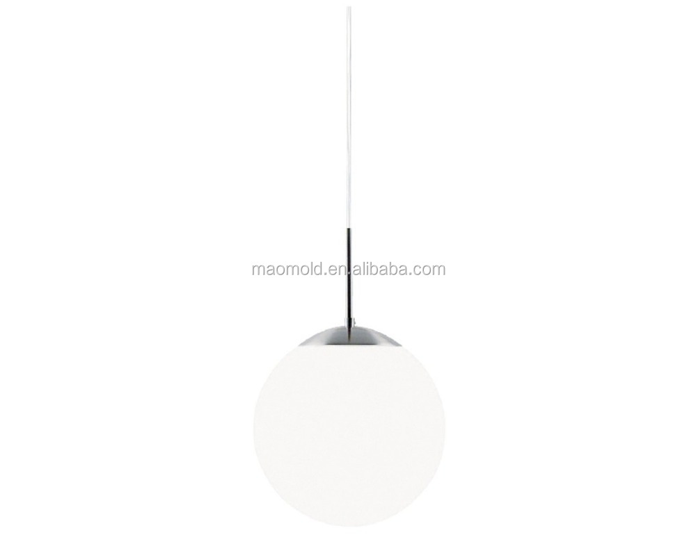 single dome ceiling pendant light glass shade