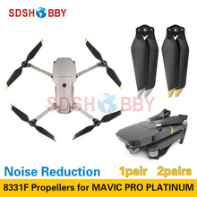 8331F Noise Reduction Propellers Quick Release CW CCW Propellers 1pair 2pairs 8331 for DJI MAVIC PRO PLATINUM