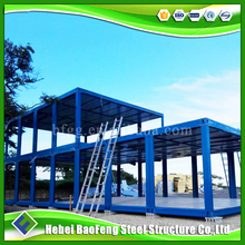 inexpensive complete double prefabricated storey flat pack eps prefab modular tiny living house sample models house for sale