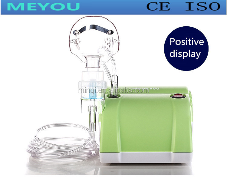 Medical portable air compressor nebulizer
