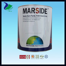 2K Solid Colors for car painting best seller for Europe (Manufacture in Guangzhou)
