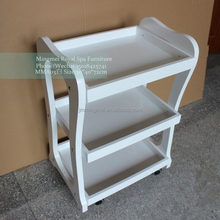 Mingmei |Professional Solid Wooden Beauty Case Trolley| For Spa
