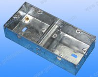 BS 4662 British Standard Electrical GI Boxes