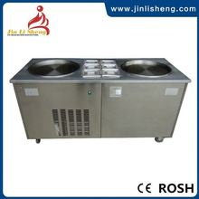 220V / 110V Panasonic / Aspera compressor fry ice machine thailand ice cream machine