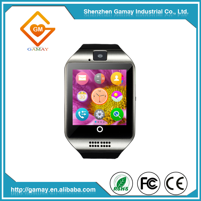 Hot Selling Bluetooth SIM Card Android Q18 IOS Smart Watch for Iphone