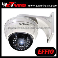 WETRANS Vandalproof 700TVL 4-9mm Varifocal Lens CCTV IR Dome Security Camera in CCTV System