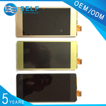 for sony xperia x performance f8131/f8132 case,lcd screen ward for sony xperia l s36h c2105 c2104 c210x