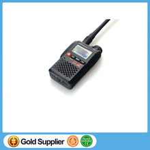 Baofeng UV-3R Walkie Talkie 10KM 2W 99CH UHF VHF FM VOX Pofung UV 3R walk talk Dual Band Two Way Radio amador UV3R