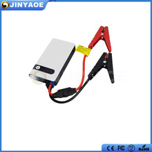 8000mah 12V car engine starter slimmest multifunction battery booster
