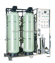 Qinyuan commercial 4-stage RO system water filter purifier