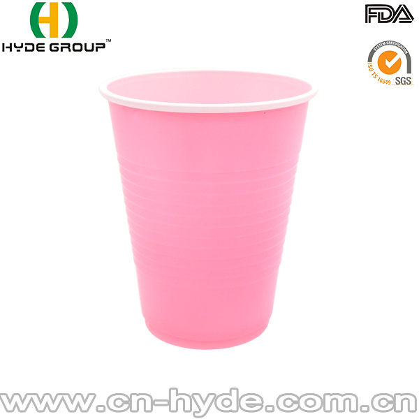 18OZ Disposable Plastic Cup And Dome Lid Weight