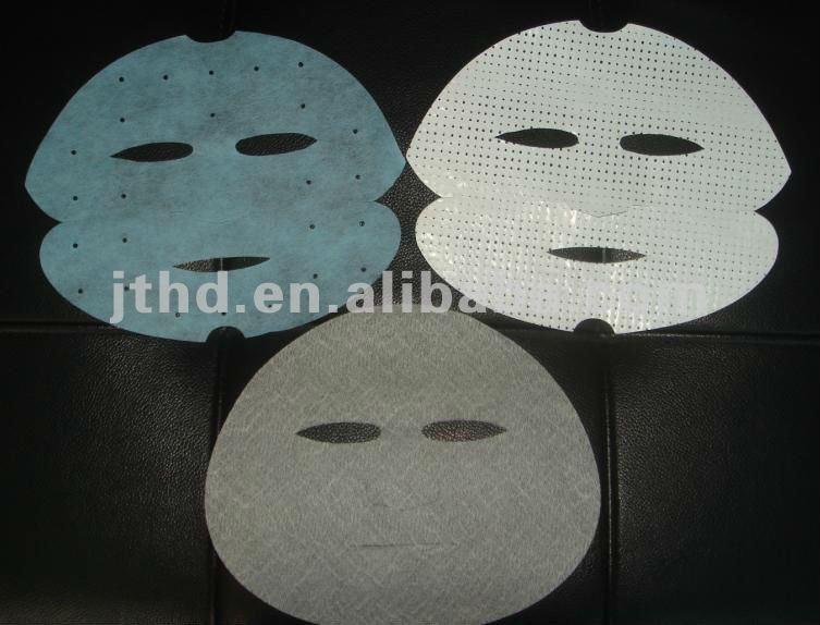 Facial Mask Raw Material spunlaced nonwovens