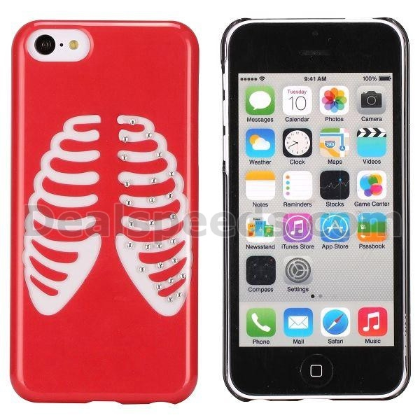 High Quality Hard PC Case For iPhone 5C