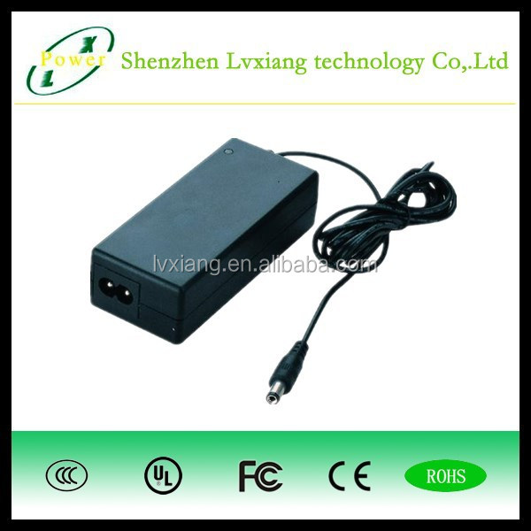 Promotion! 72w 12v 6a LED/LCD AC/DC Power Adapter 110v ac to 24v dc power supply 2015 new product!