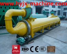 Best price and quality tubular dryer for chicken manure/cow dung/manure