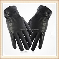 2016 A Grande Authentic Leather Motocycle Gloves Factory Supplier