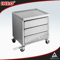 Restaurant Mobile small stainless steel storage cabinet