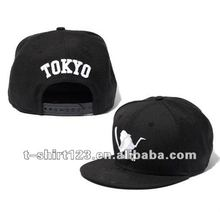 100pcs minimum order 3d embroidery custom snapback caps for business