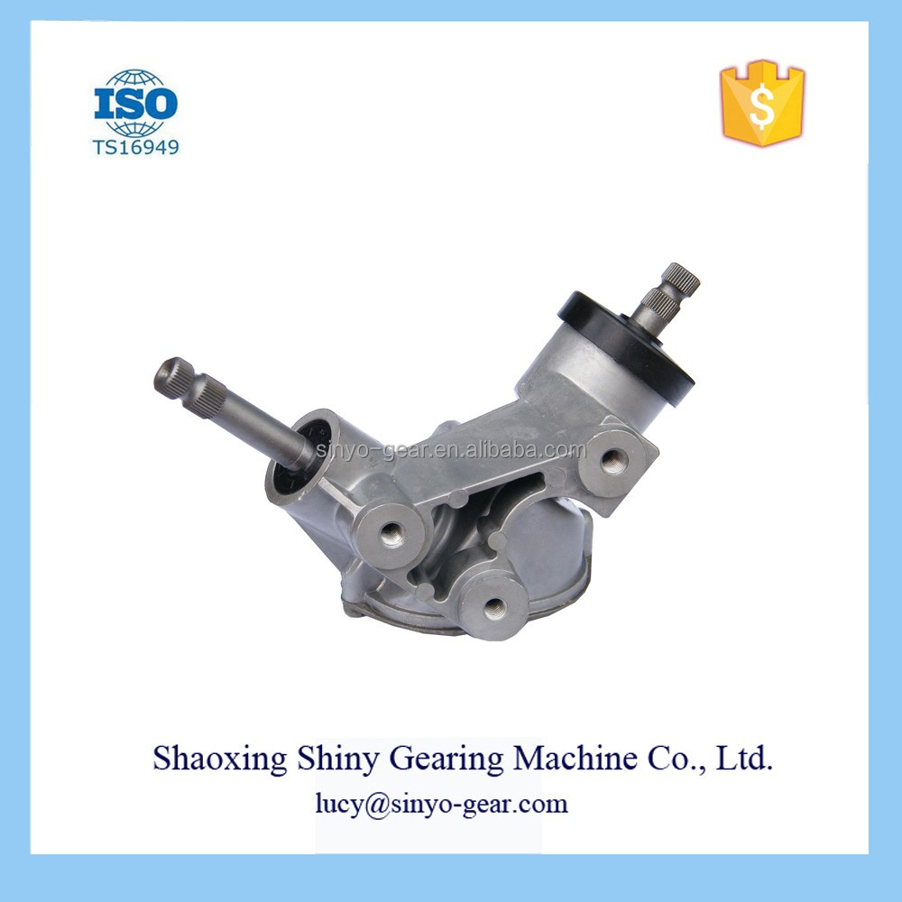 Transmission Gear Spiral Bevel Gear Steering Box Assembly machine
