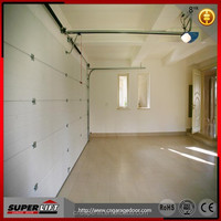 Automatic Insulated Wood Look Garage Door Panels