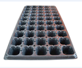 seeding trays in agriculture ,cell seeding trays ,black seed trays,germinating trays