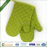 Fabric Cotton Oven Glove For Grill
