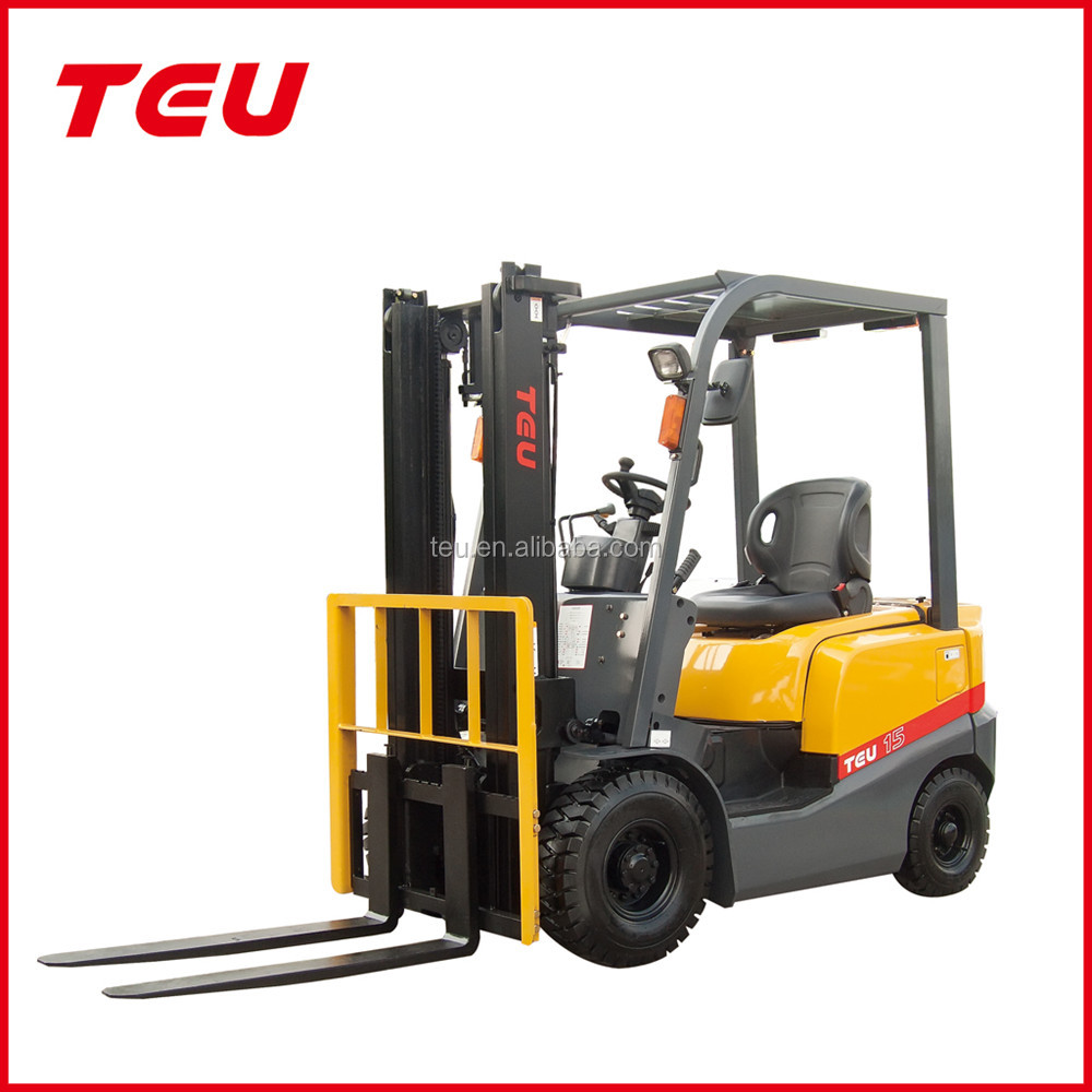 1.5ton Chinese diesel forklift for sale