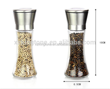 150ml 200ml 210ml 100ml spice grinders with 100ml salt and pepper storage jars trustful quality