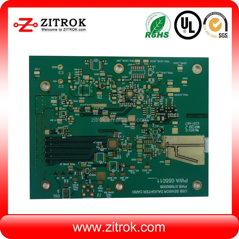 induction cooker circuit board,94v0 PCBs for security system