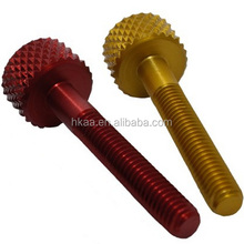High Quality Stainless Steel M2 M3 knurled thumb screw