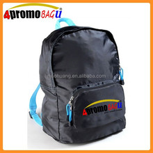 Foldable backpack 2014 trendy cool custom backpacks
