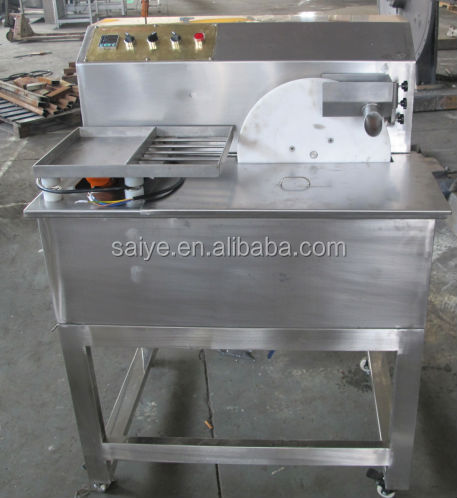 5L chocolate tempering molding machine/chocolate making machine