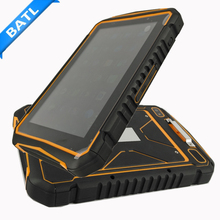 manufacturers 4G LTE ip65 waterproof rugged mobile android military nfc tablet with lf uhf rfid reader