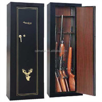 safe locking Only one door metal gun locker cabinet box in high quality