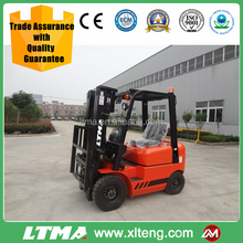 LTMA new product 1.5 ton small diesel forklift trucks for sale