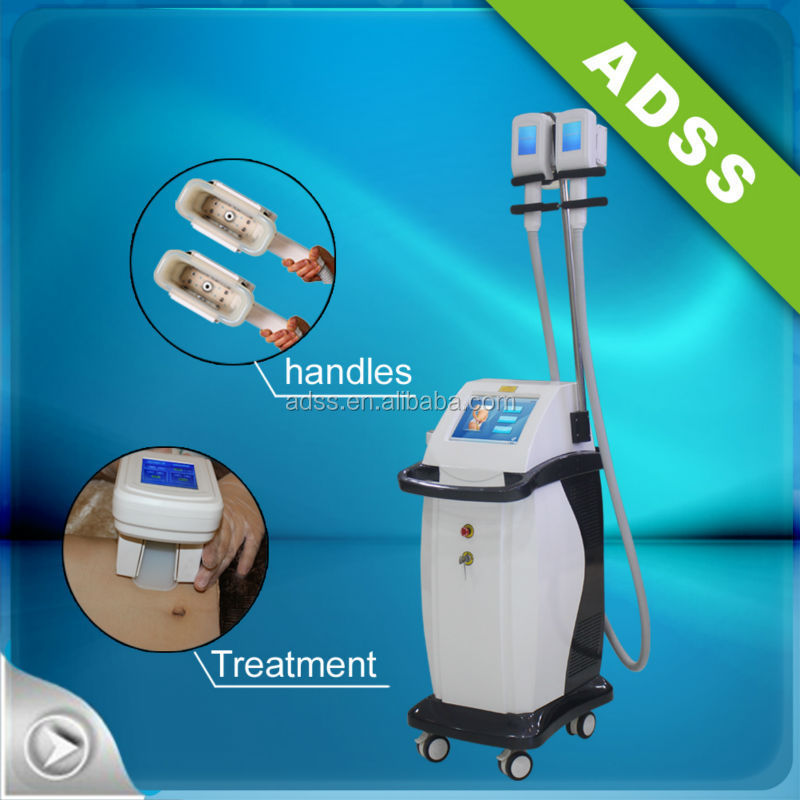 Cryo fat freezing belly fat reducing machine