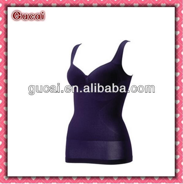 Seamless WOMEN Body Shaper Bra Camisole