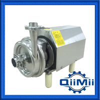 High Performance Stainless Steel Sanitary Vertical Centrifugal Pump