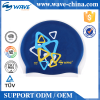 Hotselling New Coming Adult Fashion New Silicone Swimming Hat