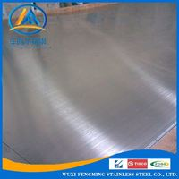 surface finish 2b/no.1/no.4 /hairline/brushed/8k stainless steel sheet