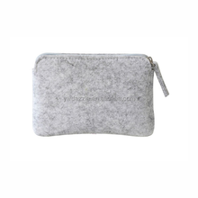 travel simple design 2015 promotional felt material cosmetic bags nordstrom for promotion
