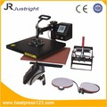 5in1 combo heat transfer machine with CE