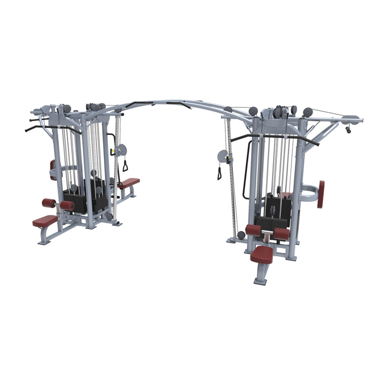 best selling china wholesale strength <strong>fitness</strong> TZ-4029 8 multi-station machines