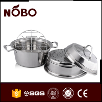 Wholesale multi-purpose dim sum box food steamer
