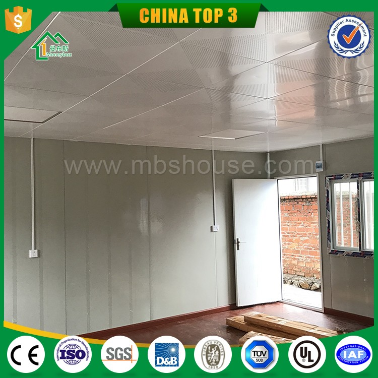 Goed ontwerp moderne lay out goedkope prefab container huis kantoor prefab cabine prefab huizen - Ontwerp huis kantoor ...