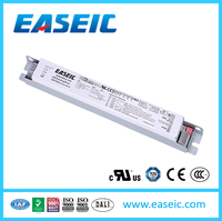 EASEIC IP20 Long Shape 36W 0/1-10V Dimmable LED Electronic Driver for Grille Light Using
