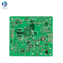 Shenzhen high quality Multilayer PCB with components assembly
