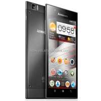 IN STOCK Lenovo HOT SALE Original Lenovo K900 5.5 inch Android 4.2 Mobile Phone RAM2GB ROM16GB(Black)