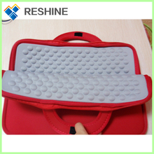 new design portable tote computer bag case neoprene laptop sleeve without zipper
