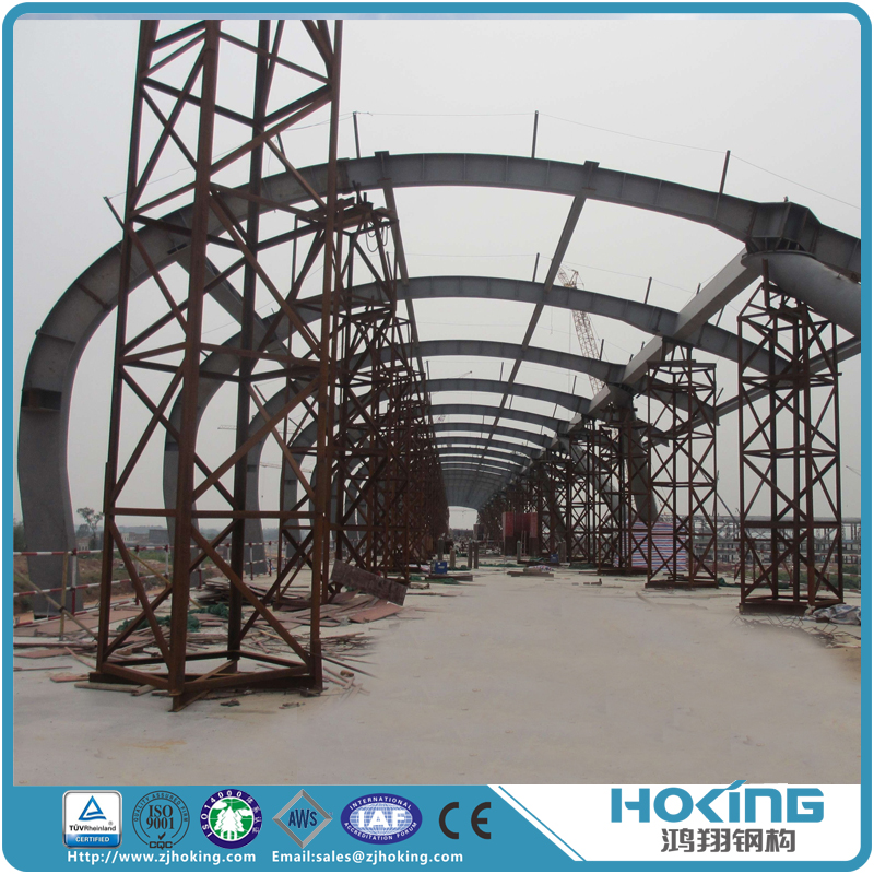 High Strength Steel Structure Bridge with Steel Structure Factory